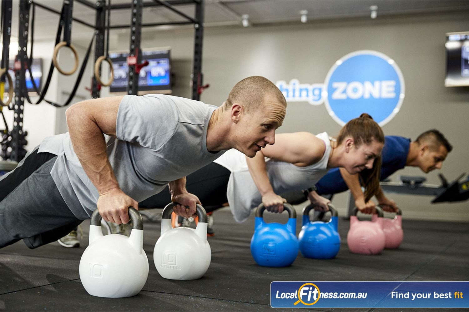 Coaching Zone Ferntree Gully Coaching Zone provides group personal training in Ferntree Gully.