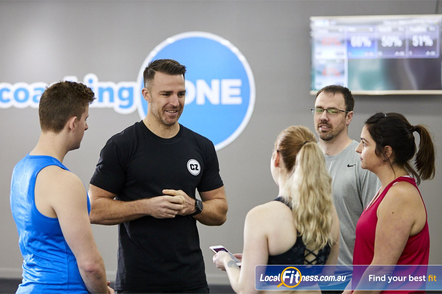Coaching Zone Near Upper Ferntree Gully Our signature coaching review will keep your goals on track.