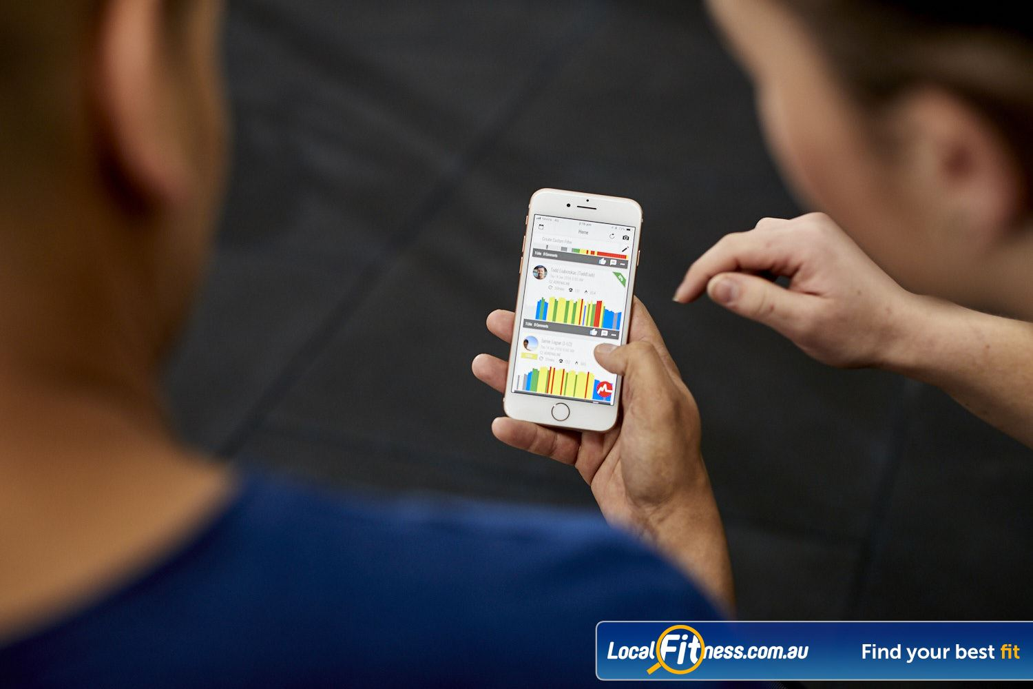 Coaching Zone Ferntree Gully Book, monitor and track your workouts using the Coaching Zone app.