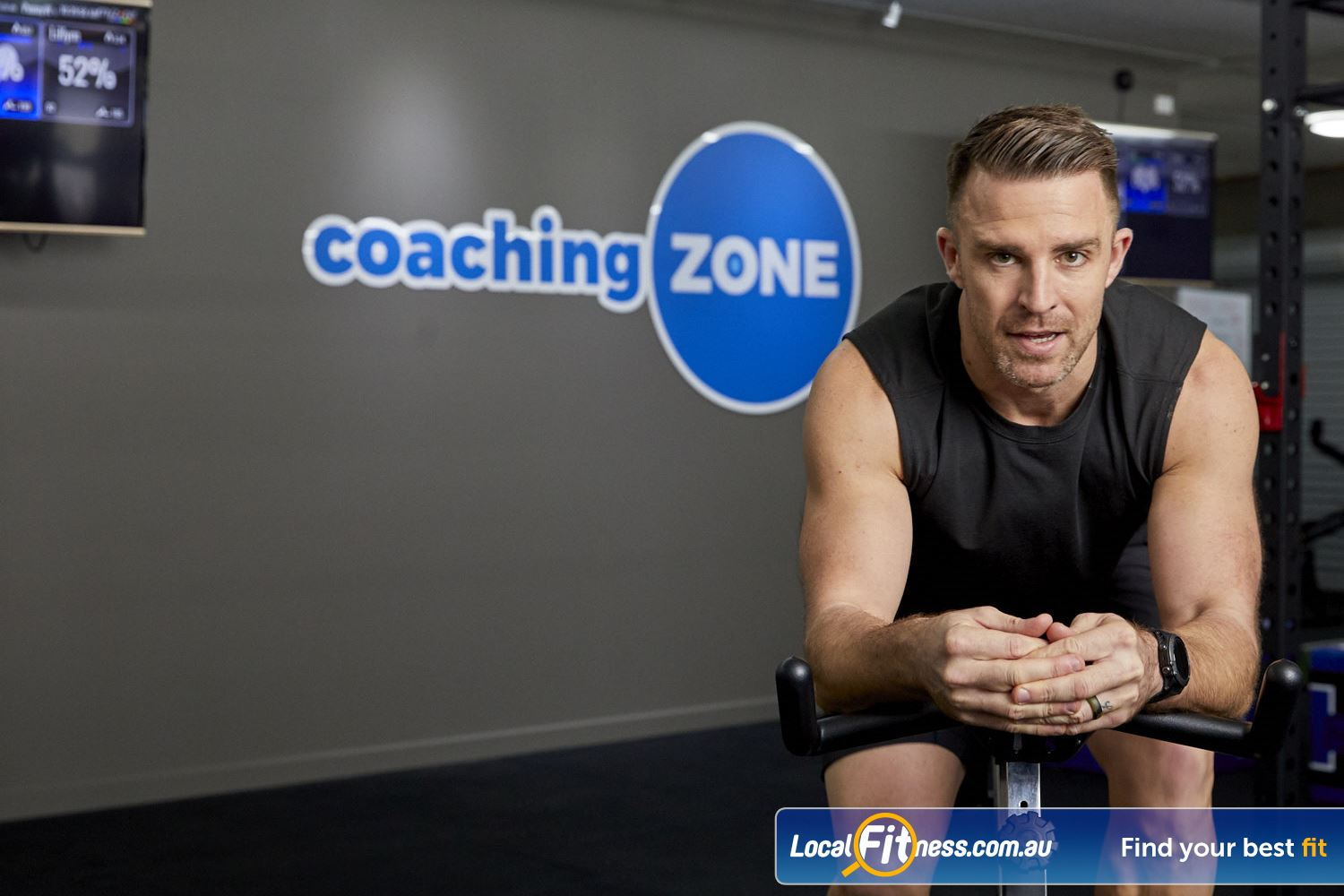 Coaching Zone Ferntree Gully Coaching Zone is the hottest group training workout in Ferntree Gully.