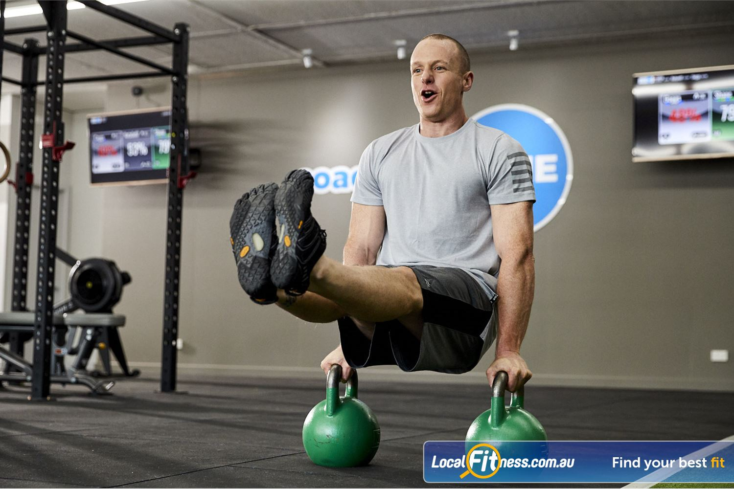 Coaching Zone Near Knoxfield Our Ferntree Gully HIIT gym classes focus on strength and conditioning.