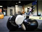 A high intensity and fun Doreen boxing, functional