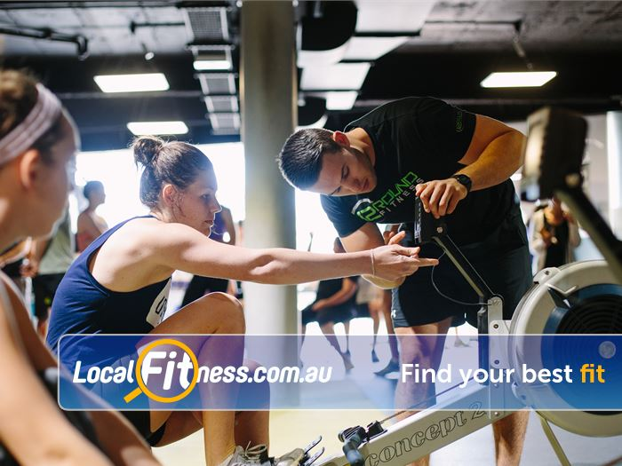 12 Round Fitness Doreen Get personalised attention and maximise results.