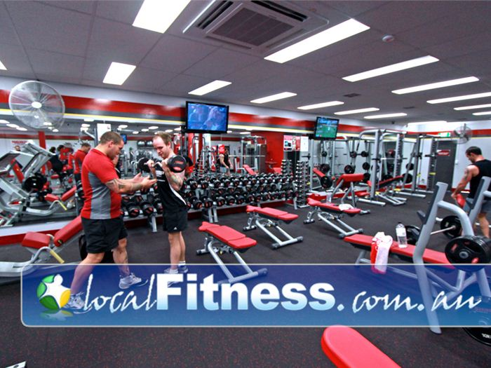 Snap fitness berwick gym free 7 day trial pass free for Solo fitness gym