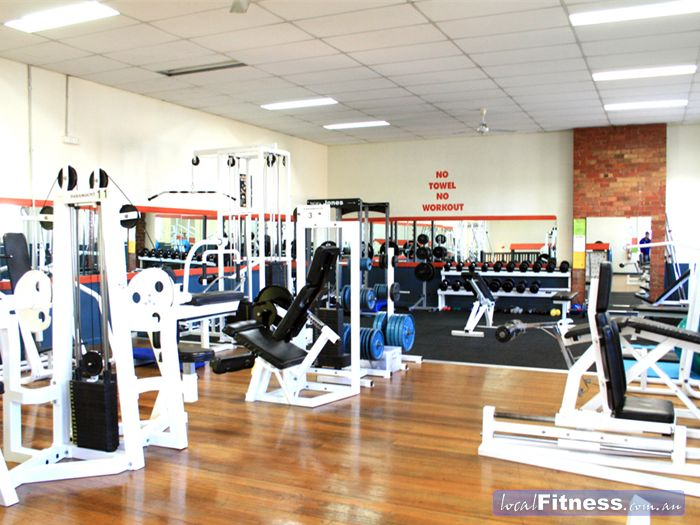 paramount health fitness club gym near moonee ponds