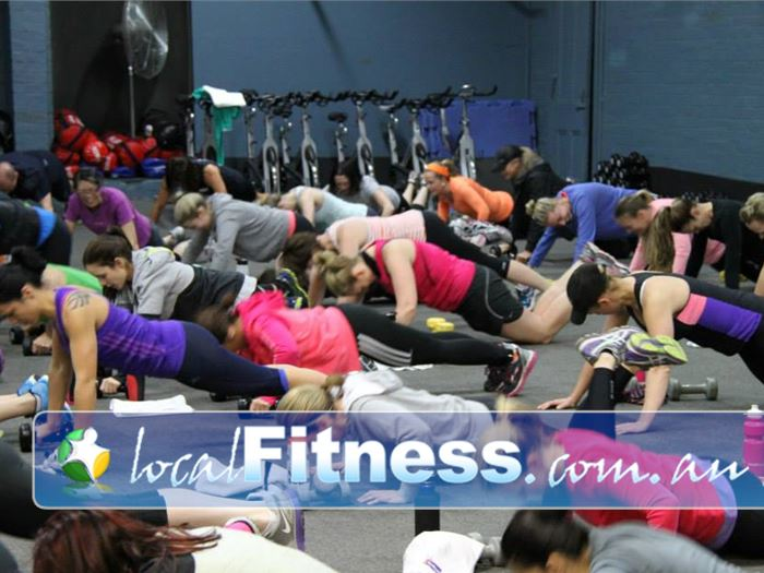 Paramount Health & Fitness Club Gym Maribyrnong  | Melbourne original cross training facility.