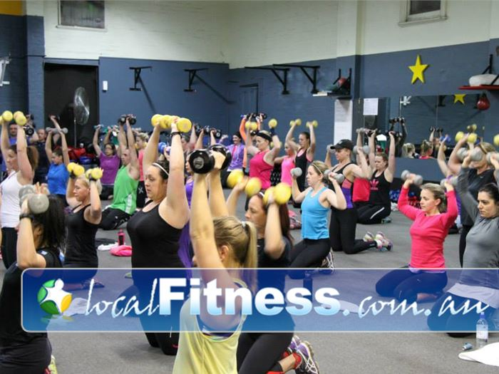 Paramount Health & Fitness Club Gym Kensington  | Our popular style of classes draws in the