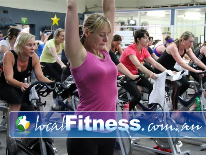 Paramount Health & Fitness Club Near Maribyrnong Our high intensity classes caters for all ages and abilities.