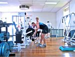 Dedicated Ascot Vale gym located on Level 2.