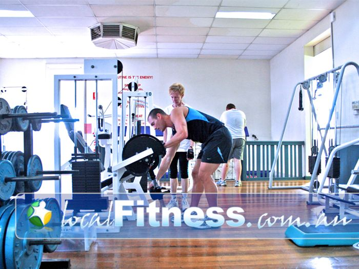 Paramount Health & Fitness Club Aberfeldie Gym Fitness Dedicated Ascot Vale gym