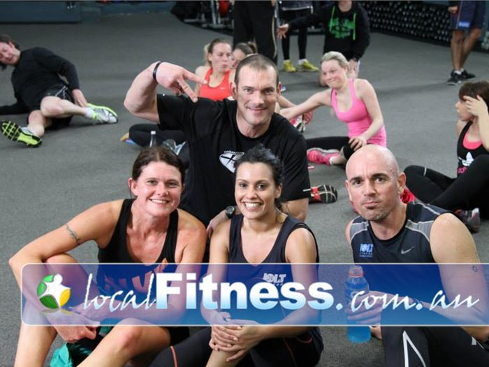 Paramount Health & Fitness Club Ascot Vale Gym Fitness Our cross training group