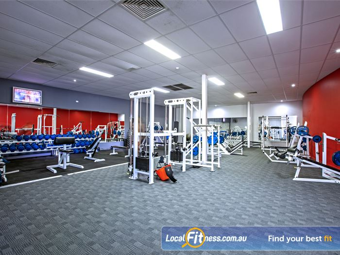 MyFitness Club Gym Sippy Downs  | Fully equipped state of the art equipment.