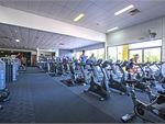The state of the art cardio area in