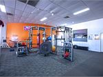 Functional training with the LifeFitness Synergy 360.