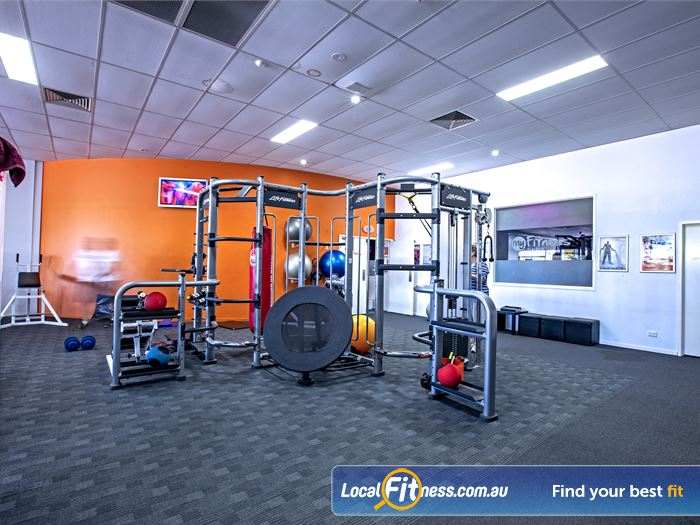 Myfitness club sippy downs gym free 3 day trial pass for Gimnasio 360 life