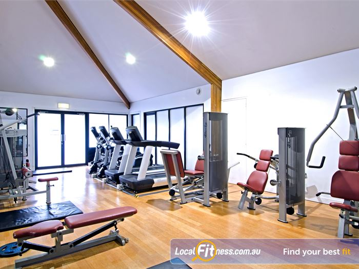 Goodlife Health Clubs Gym Lutwyche  | Welcome to our Carseldine gym, a 2000 sq/m