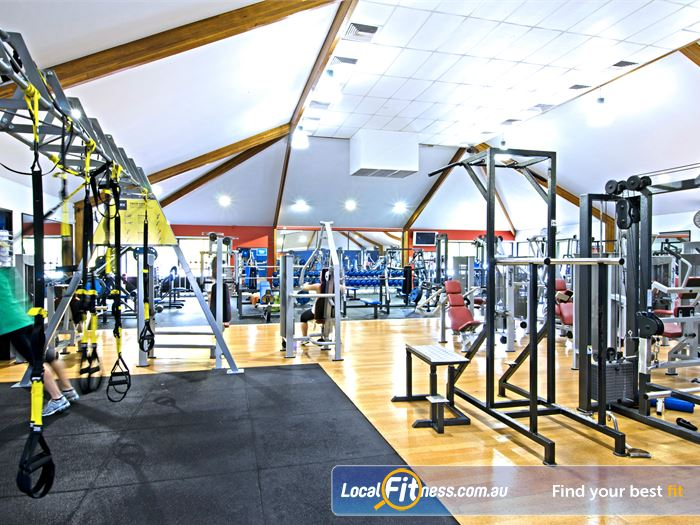 Goodlife Health Clubs Gym Chermside    The Goodlife Carseldine gym includes an extensive selection