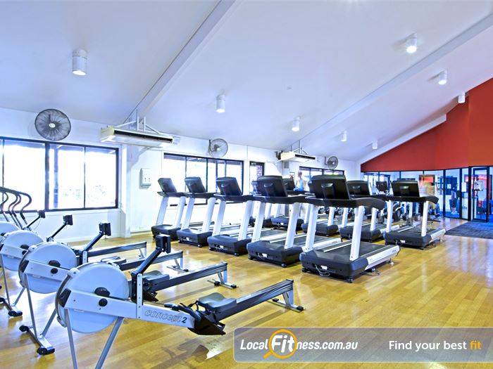 Goodlife Health Clubs Gym Carseldine Tune Into Your Favorite Shows On Your Personalised Lcd