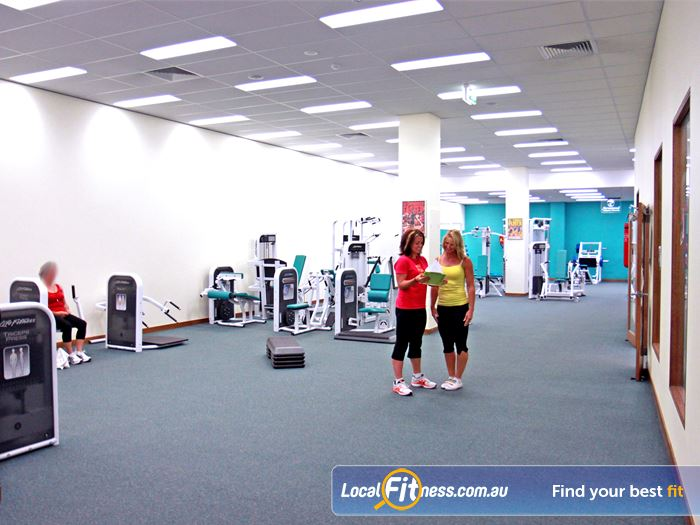 Fernwood Fitness Gym Camden  | Welcome to the spacious and convenient Fernwood Campbelltown