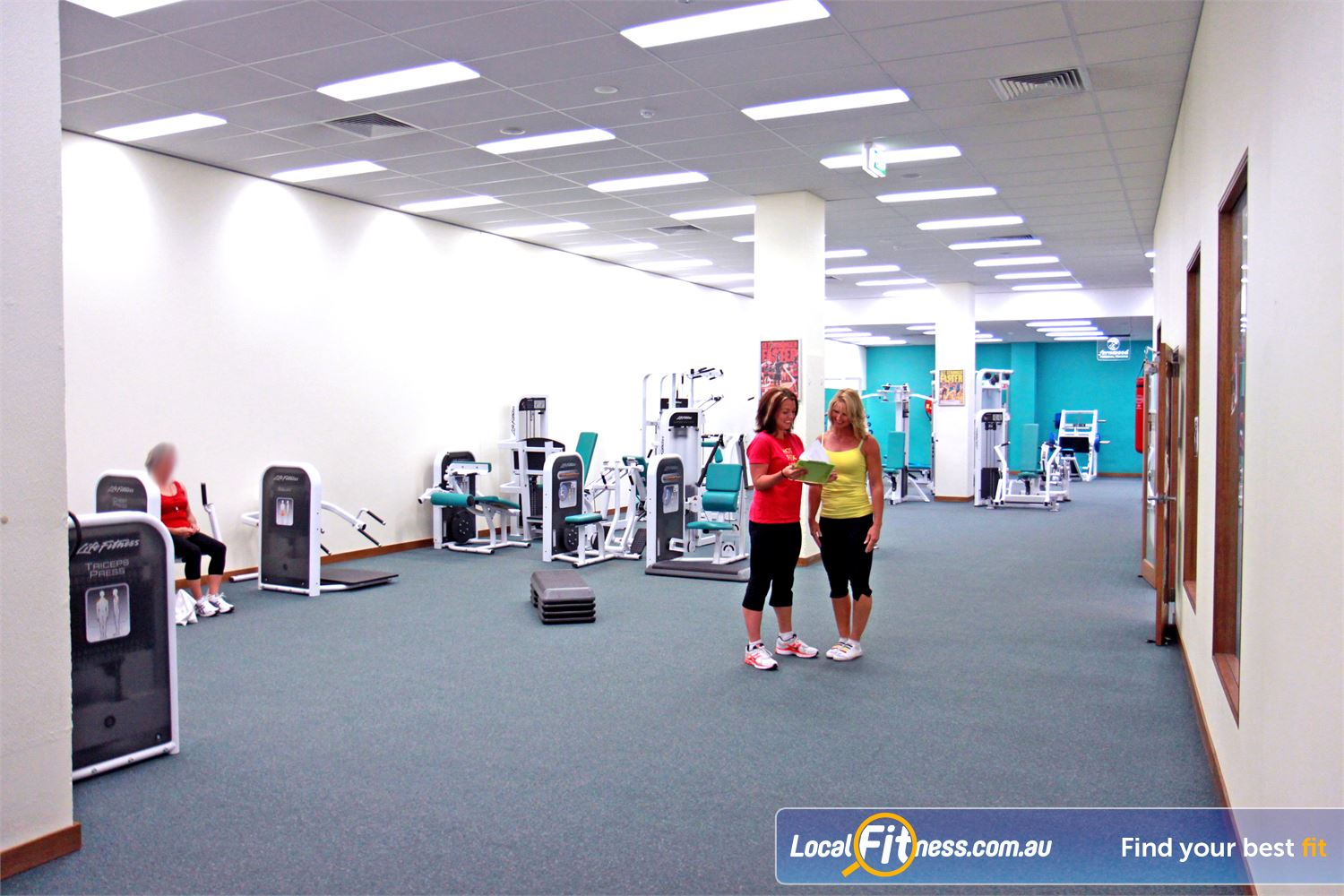 Fernwood Fitness Campbelltown Welcome to the spacious and convenient Fernwood Campbelltown women's gym.