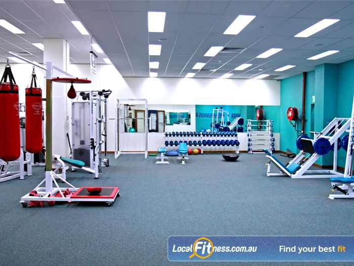 Fernwood Fitness Gym Camden  | Our women's strength training programs allow you to