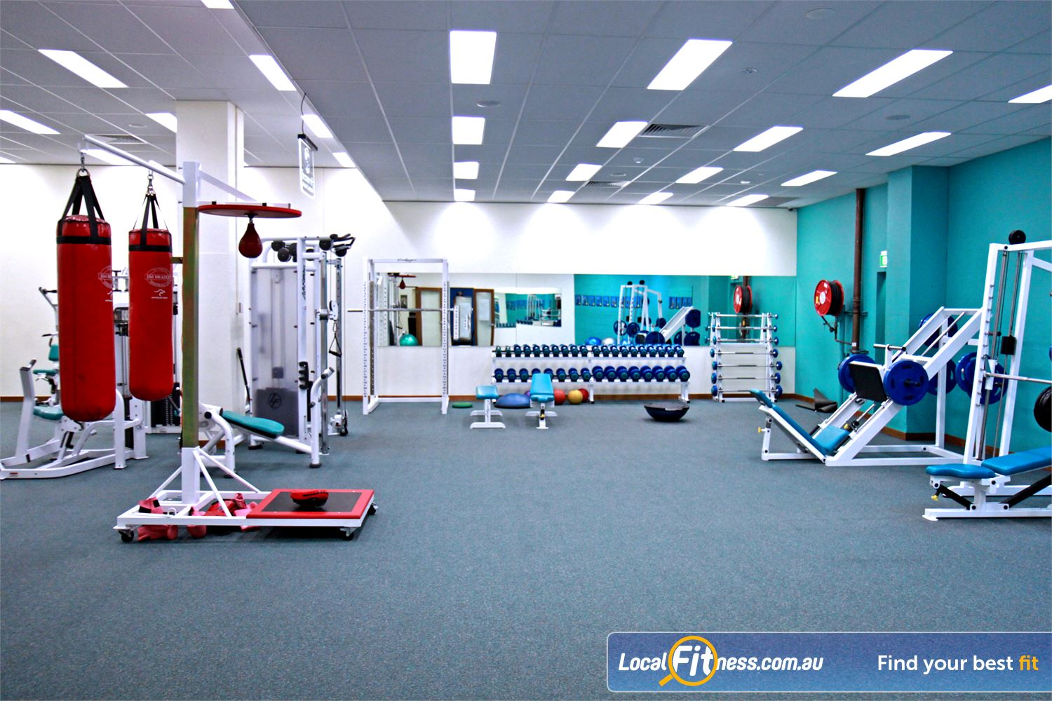 Fernwood Fitness Campbelltown Our women's strength training programs allow you to progress.