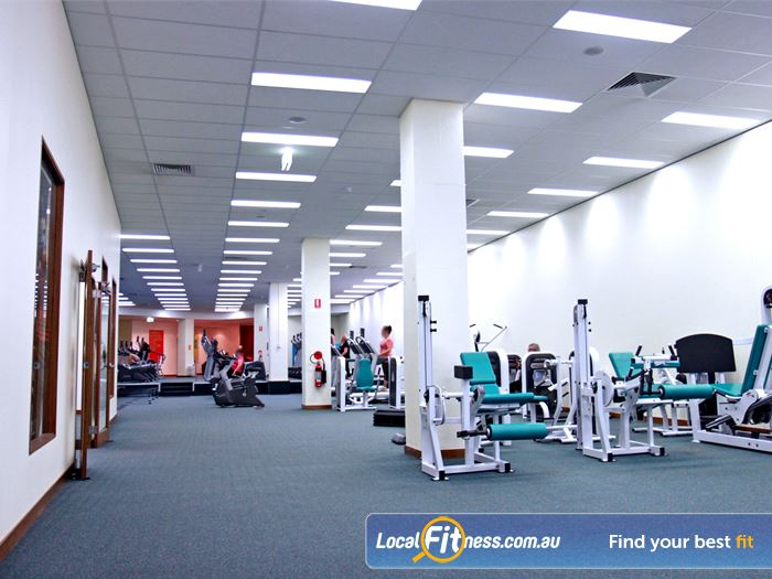 Fernwood Fitness Gym Camden South  | We provide the right fitness and weights to