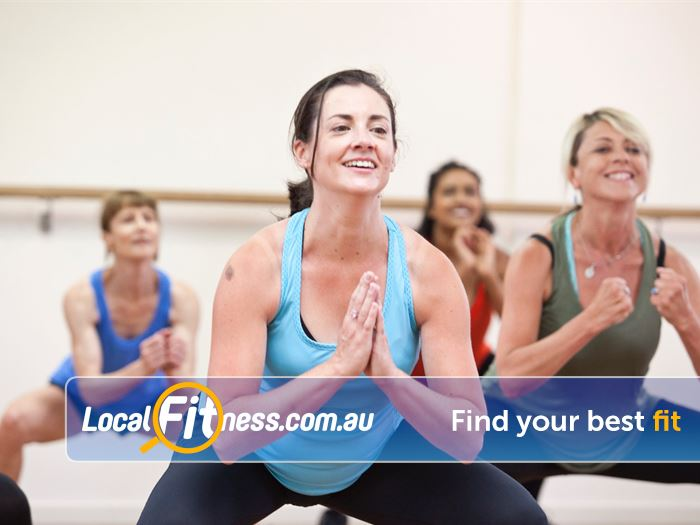 Dance Dynamics Gym Bayswater  | Achieve results through our Melbourne dance fitness classes.
