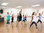 We offer a wide variety of fitness dance