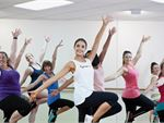 Over 180 dance and fitness classes per week