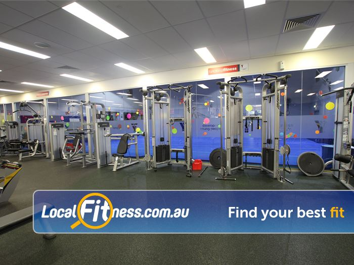 YMCA Gym Sylvania  | Welcome to YMCA Caringbah gym.