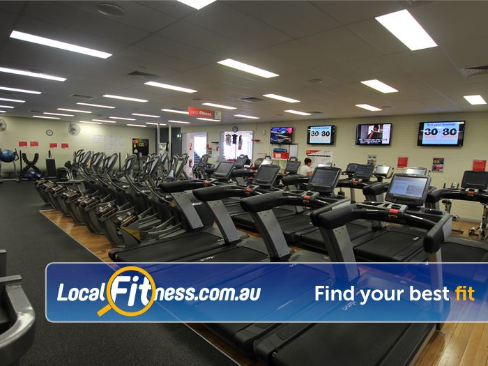 YMCA Gym Sutherland  | Our Caringbah gym includes state of the art