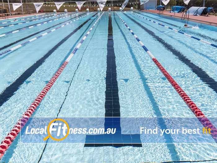 Cleveland Aquatic Centre Gym Cleveland  | Our 50 m outdoor Cleveland swimming pool is
