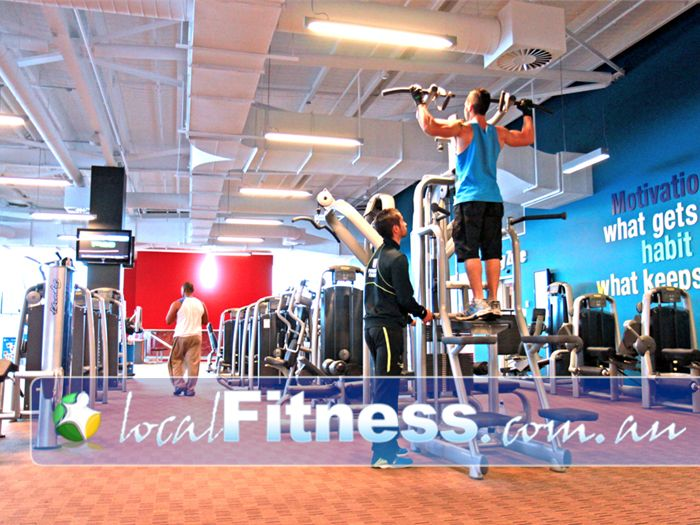 Fitness First Platinum Oakleigh Gym Fitness Explore fitness strength