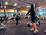 Fitness First Platinum Chadstone Gym Fitness Guided strength training