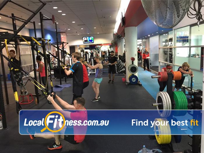 Genesis Fitness Clubs St Kilda Rd Gym North Melbourne  | GenesisFit45 delivers personal guidance and results with your