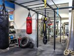 Genesis Fitness Clubs St Kilda Rd Albert Park Gym Fitness TRX, boxing, ropes pulls, tyre