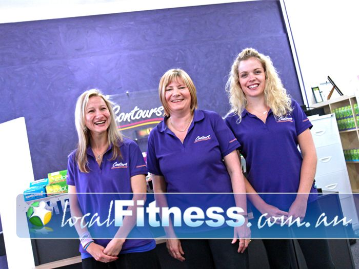 Contours Near Ferntree Gully Meet our friendly team at Contours Bayswater.
