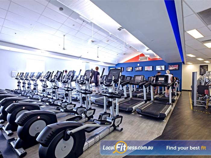 Goodlife Health Clubs Gym Runaway Bay  | Our Helensvale gym includes a comprehensive range of
