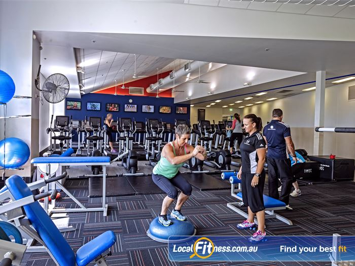 Goodlife Health Clubs Helensvale Gym Fitness Helensvale personal trainers