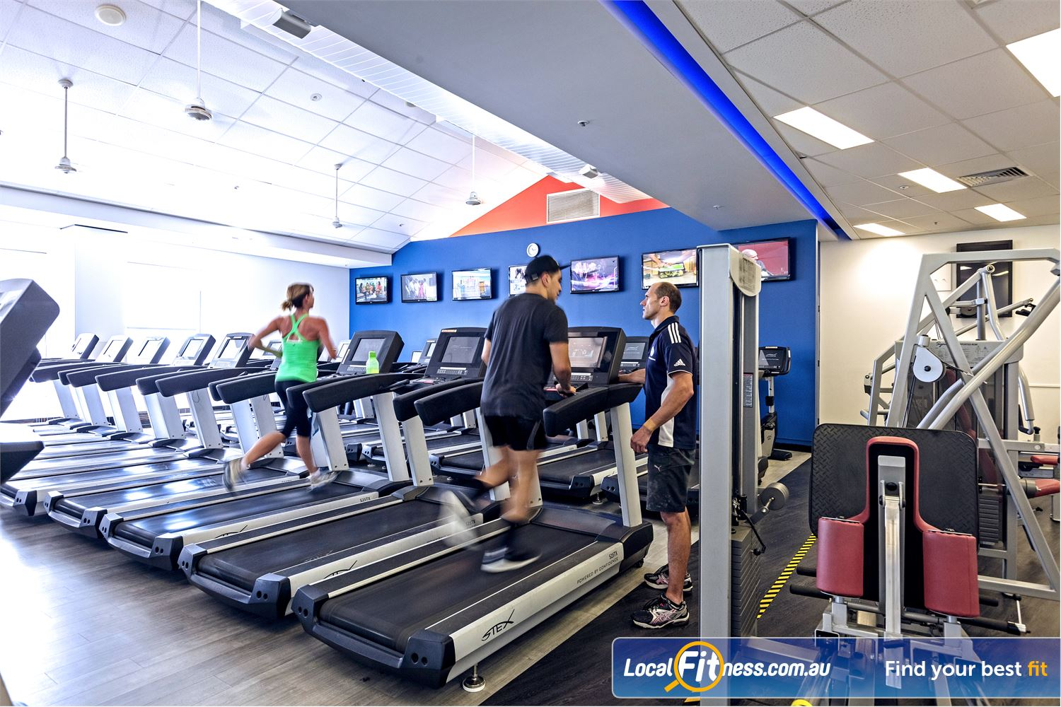 Goodlife Health Clubs Near Hope Island Ask our personal trainers for advice and help with getting better results.