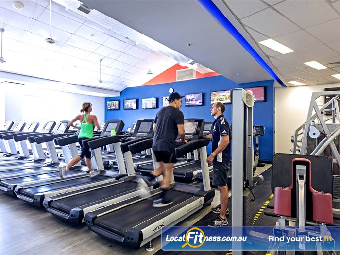 Goodlife Health Clubs Hope Island Gym Fitness Dedicated Helensvale spin cycle