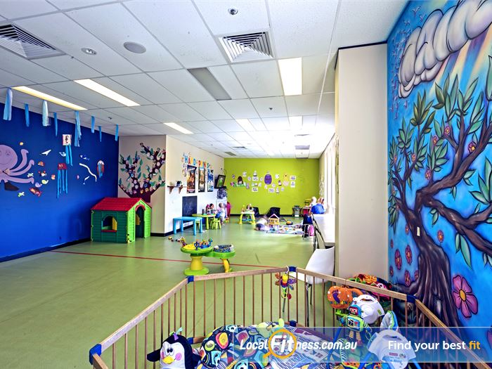 Goodlife Health Clubs Helensvale Gym Fitness Helensvale child minding is