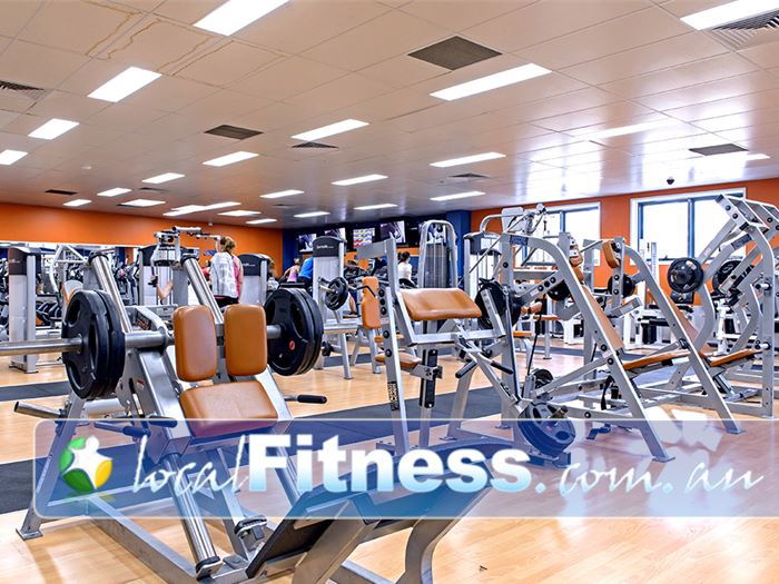 Plus Fitness Health Clubs Gym Narellan  | State of the art Narellan gym access 24