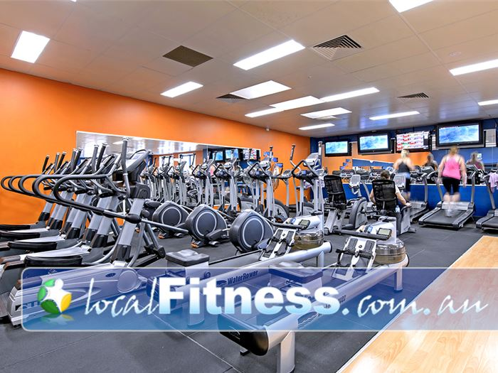 Plus Fitness Health Clubs Near Kirkham State of the art cardio including cross trainers, treadmills, rowers and more.