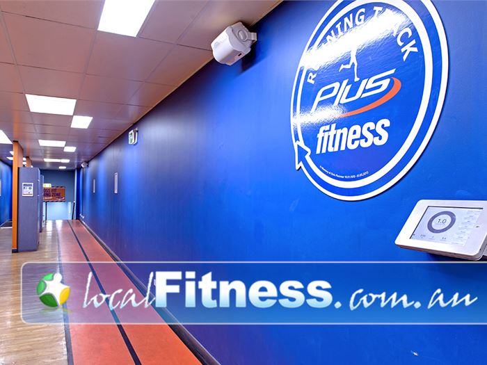 Plus Fitness Health Clubs Near Smeaton Grange Get into sprints with our indoor running track.