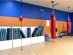 Plus Fitness Health Clubs Kirkham Gym Fitness Dedicated Narellan boxing area.