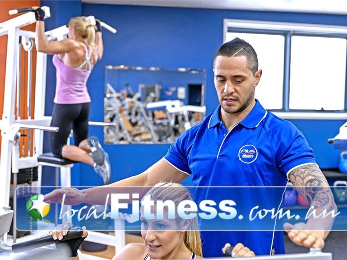 Plus Fitness Health Clubs Near Elderslie The Narellan personal training can accelerate your strength training.