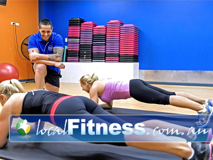 Plus Fitness Health Clubs Near Kirkham Get into core training with Narellan personal trainers.
