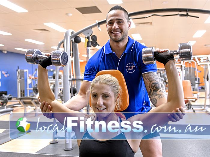Plus Fitness Health Clubs Narellan Ask our team about strength training for women.
